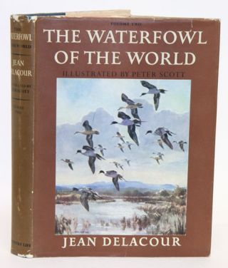 The waterfowl of the world [volume two only]. Jean Delacour.