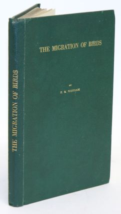The migration of birds: a consideration of Herr Gatke's views