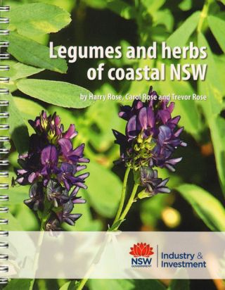 Legumes and herbs of coastal NSW.