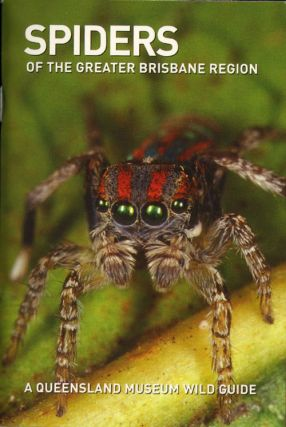 Spiders of the Greater Brisbane region. Robert Raven, Owen Seeman