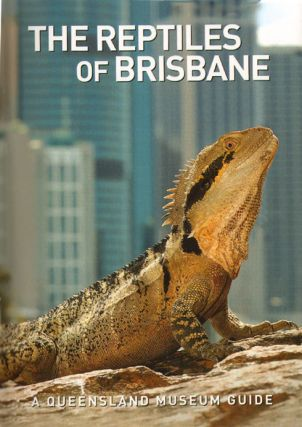 The reptiles of Brisbane. Patrick Couper, Andrew Amey