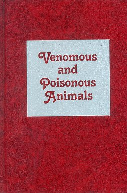 Venomous and poisonous animals. Anders Edstrom