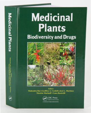 Medicinal plants: biodiversity and drugs. M. K. Rai
