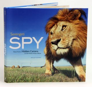 Serengeti spy: views from a hidden camera on the plains of East Africa. Anup Shah.
