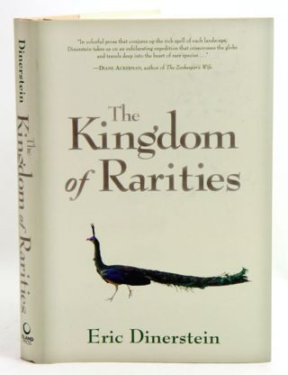 The kingdom of rarities: the story of America's eastern national forests. Eric Dinerstein