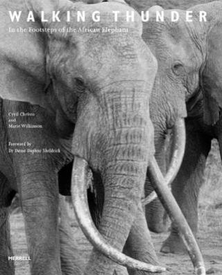 Walking thunder: in the footsteps of the African elephant.
