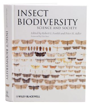 Insect biodiversity: science and society. Robert G. Foottit, Peter H. Adler