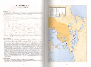 Atlas of Anatidae populations in Africa and western Eurasia.