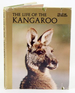 The life of the kangaroo. Stanley Breeden, Kay, Breeden