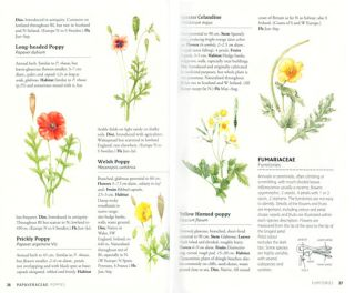 Collins British common wild flower guide.