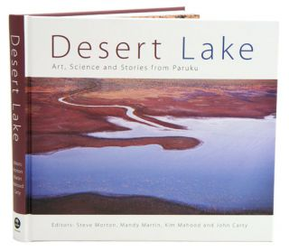Desert Lake: art, science and stories from Paruku