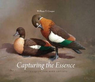 Capturing the essence: techniques for bird artists. William T. Cooper