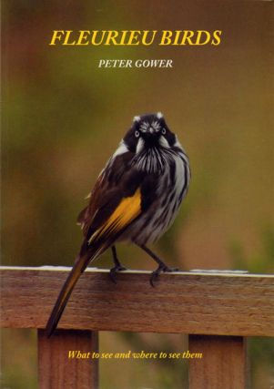 Fleurieu birds. Peter Gower