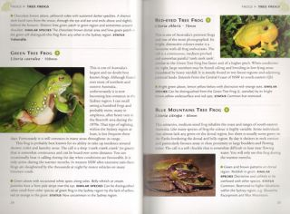 Frogs and reptiles of the Sydney region.