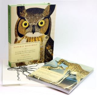 Natural histories: extraordinary rare book selections from the American Museum of Natural History Library. Tom Baione.