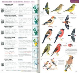 Identifying animals: all vertebrates of France, Benelux, Great Britain and Ireland.
