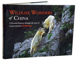 Wildlife wonders of China: a pictorial journey through the lens of conservationalist Xi Zhinong. Xi Zhinong, Shen Cheng.