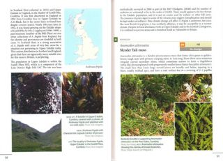 England's rare mosses and liverworts: their history, ecology, and conservation.