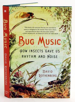 Bug music: how insects gave us rhythm and noise. David Rothenberg.