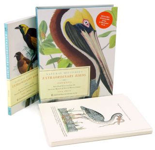 Extraordinary birds: essays and plates of rare book selections from the American Museum of Natural History Library. Paul Sweet.