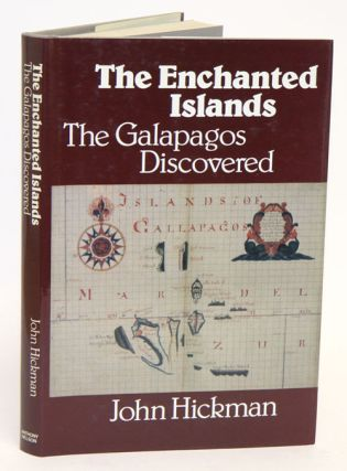 The enchanted islands: the Galapagos discovered