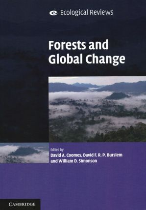 Forests and global change. David A. Coomes