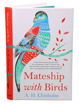 Mateship with birds. A. H. Chisholm