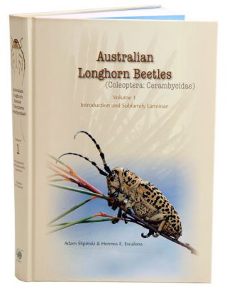 Australian longhorn beetles (Coleoptera: Cerambycidae) volume one: introduction and subfamily...