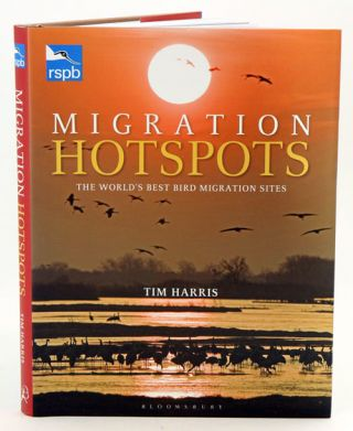 RSPB migration hotspots: the world's best bird migration sites. Tim Harris