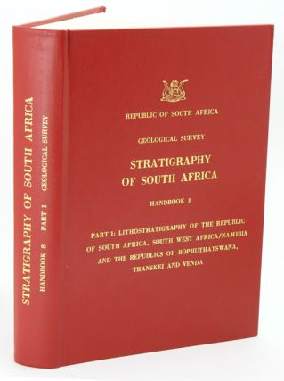 Stratiography of South Africa, handbook eight. L. E. Kent.