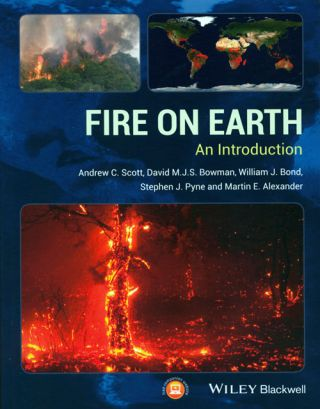 Fire on earth: an introduction. Andrew C. Scott