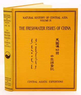 The fresh-water fishes of China. John Treadwell Nichols