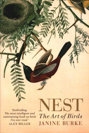 Nest: the art of birds. Janine Burke