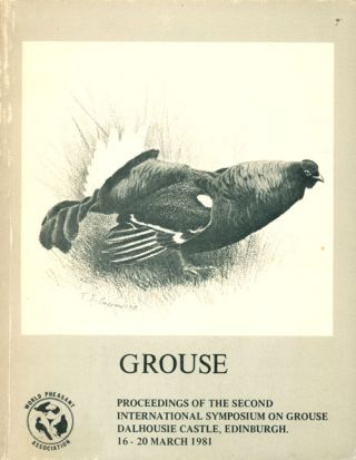 Proceedings of the Second International Symposium on Grouse. T. W. I. Lovel