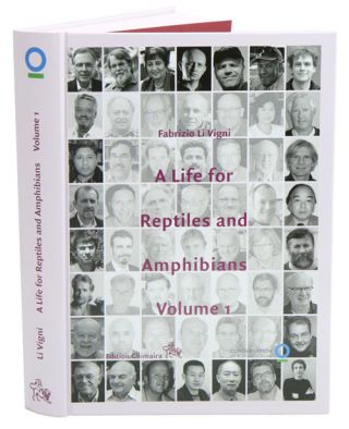 A life for reptiles and amphibians, volume one: a collection of 55 interviews on how to become a...