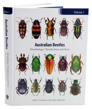 Australian beetles volume one: morphology, classification and keys. John F. Lawrence, Adam Slipinski