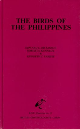 The birds of the Philippines: an annotated checklist
