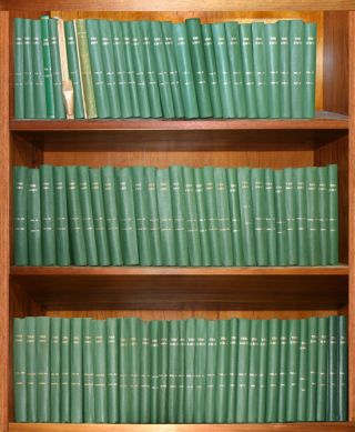 The Emu, volumes 1-92.