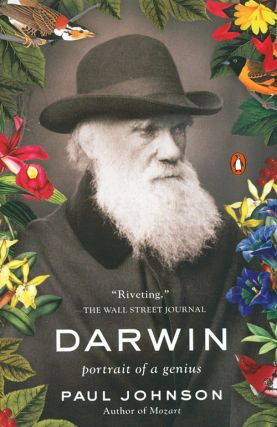 Darwin: portrait of a genius.