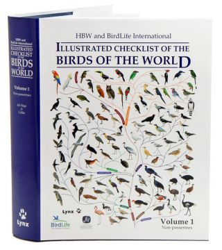 HBW and BirdLife International illustrated checklist of the birds of the world, volume one:...