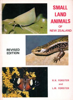 Small land animals of New Zealand. R. R. Forster, L. M. Forster.