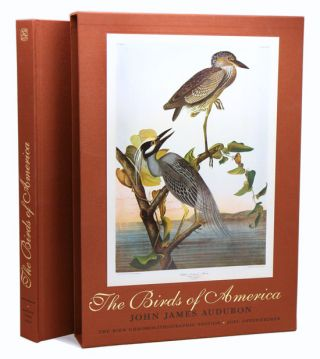 The birds of America: the Bien chromolithographic edition. John James Audubon, Joel Oppenheimer
