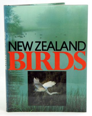New Zealand birds. Warren Jacobs.