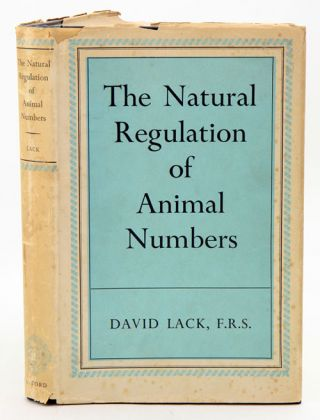 The natural regulation of animal numbers. David Lack