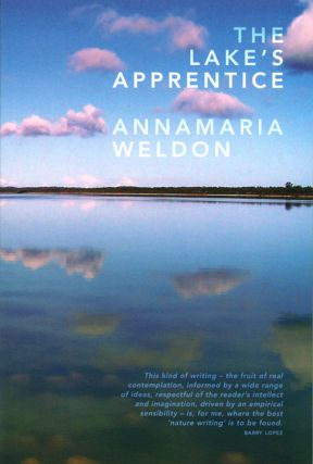 The lake's apprentice. Annamaria Weldon