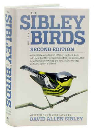 Sibley guide to birds. David Allen Sibley.