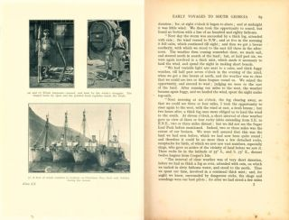 South Georgia, the British Empire's subantarctic post: a synopsis of the history of the island.