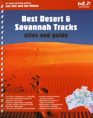 Best desert and savannah tracks: atlas and guide