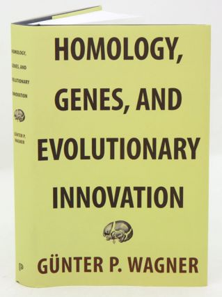 Homology, genes, and evolutionary innovation. Gunter P. Wagner