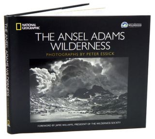 The Ansel Adams wilderness. Peter Essick.